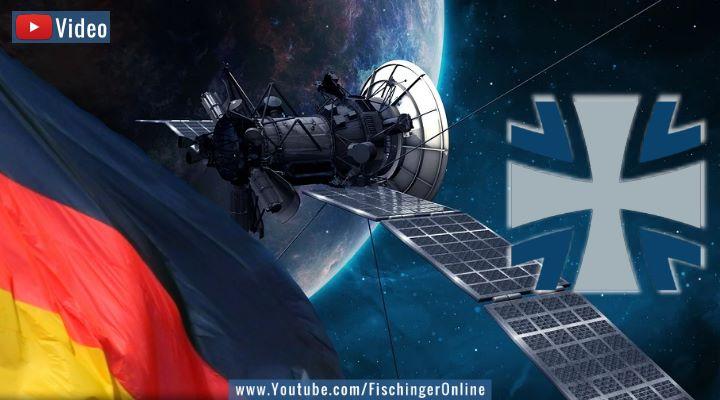 VIDEO: Die Bundeswehr bekommt ein Weltraumkommando - eine deutsche Space Force (Bilder: gemeinfrei / Montage: Fischinger-Online)