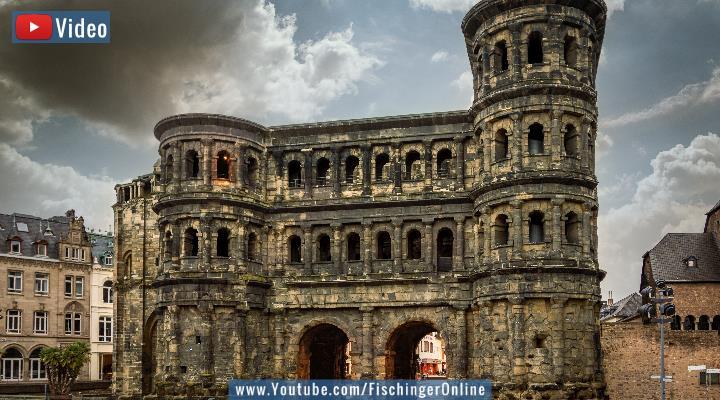 VIDEO: Die Stadt Trier und ein unglaublicher Mythos: Angeblich wurde die Stadt schon vor über 4.000 Jahren von Assyrern gegründet! (Bild: PixaBay/gemeinfrei)