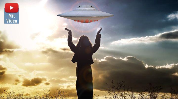 """UFO-Sekte in Bayern und der Kindesmissbrauch - die bizarre Welt des verurteilten """"Alien-Gurus"""" (Bilder: gemeinfrei / Montage: Fischinger-Online)"""