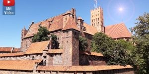 Wunder, Phänomene und Erscheinungen an der Marienburg bei Danzig in Polen (Bild: Fischinger-Online)