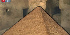 VIDEO: Alle (angeblichen) Funde aus dem Inneren der Cheops-Pyramide (Bilder & Montage: Fischinger-Online)