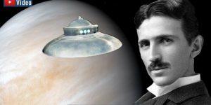 VIDEO: Kuriose FBI-Akte über Nikola Tesla: Angeblich kam er von der Venus! Über verrückte Aussagen über UFOs und Aliens aus den Anfängen der UFO-Zeit (Bilder: gemeinfrei / Montage: Fischinger-Online)
