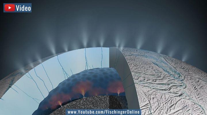 VIDEO: Suche nach Außerirdischen: Leben auf Saturnmond Enceladus immer wahrscheinlicher (Bild: NASA/JPL)