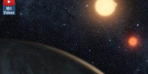 Neue Studie: Es könnte noch weit mehr erdähnliche Planeten geben, als bisher vermutet - in Doppelsternsystemen (Bild: NASA/JPL)