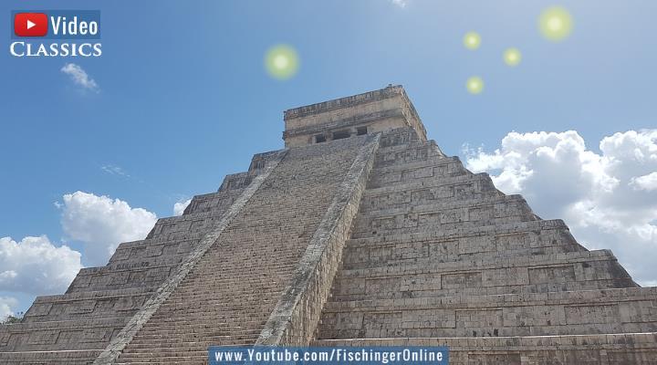 VIDEO: Grenzwissenschaft Classics, Folge 54: Außerirdische über Mexiko als Boten des Schicksals (Bild: PixaBay/gemeinfrei / Bearbeitung: Fischinger-Online)