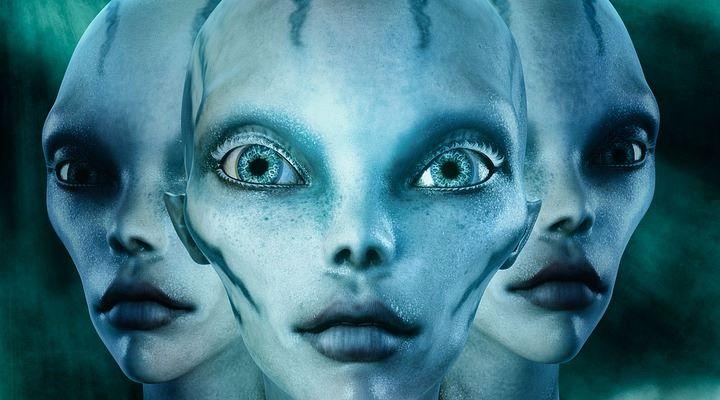 Hunderte Briten gaben in einer Umfrage an Sex mit Außerirdischen gehabt zu haben (Bild: PixaBay/gemeinfrei)