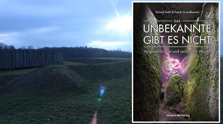 """Neues Buch über vergessene Orte und verlorenes Wissen in Deutschland: """"Das Unbekannte gibt es nicht"""" (Bilder: L. A. Fischinger / Ancient Mail Verlag)"""