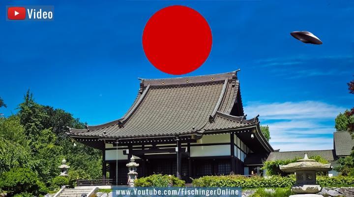 """VIDEO: UFO-Forschung in Japan udn die dortige Eröffnung eines """"UFO-Forschungszentrums"""" in Fukushima (Bilder: gemeinfrei / Montage: Fischinger-Online)"""