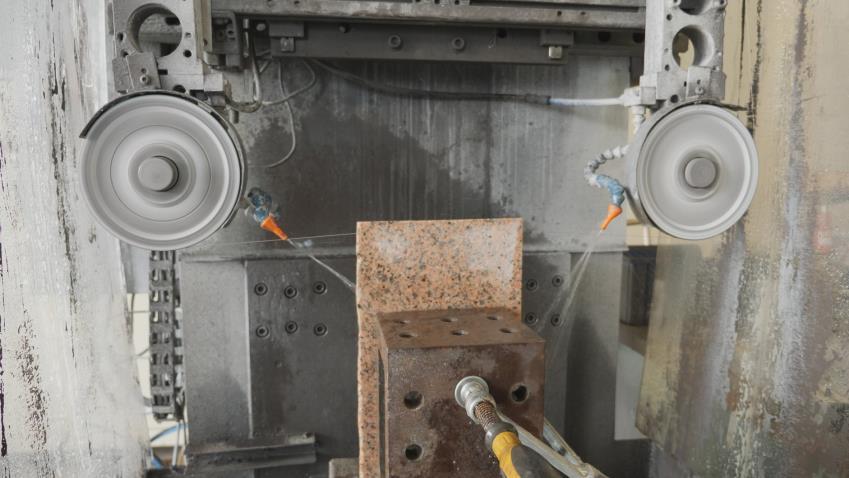 Das Cheops-Projekt 3.0 beginnt in einer neuen Phase der Umsetzung - hauchfeine Schnitte in Granit im Alten Ägypten - Bild4