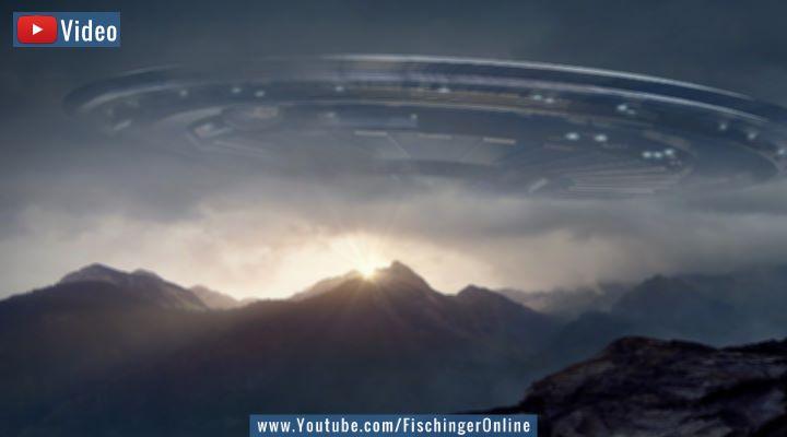 VIDEO: Deutsche Akademiker debattieren über UAPs - Aliens nicht ausgeschlossen! (Bild: PixaBay/gemeinfrei / Bearbeitung: Fischinger-Online)