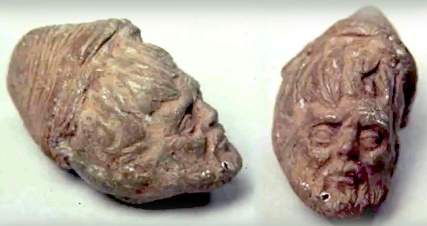 Der Tecaxic-Calixtlahuaca Kopf: Waren römische Seefahrer vor fast 2000 Jahren im alten Mexiko?