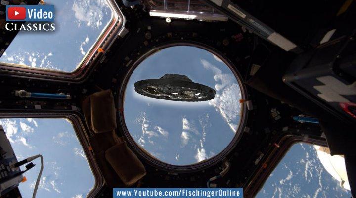"""VIDEO: Grenzwissenschaft Classics, Folge 55: Eine UFO-Verschwörung bei der NASA und """"die Stunde der Wahrheit"""" (Bilder: NASA & gemeinfrei / Montage: Fischinger-Online)"""