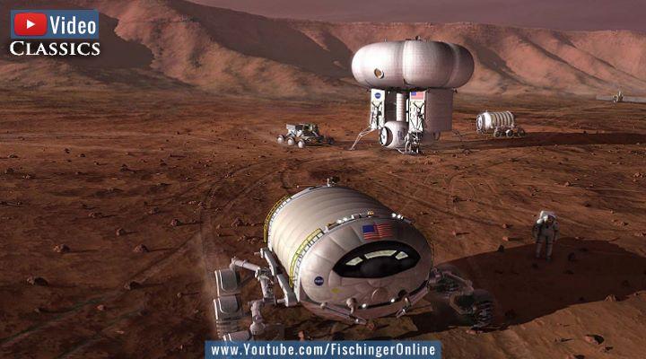 VIDEO: Grenzwissenschaft Classics, Folge 56: Megaprojekt bemannte Mars-Landung (Bilder: NASA/gemeinfrei)