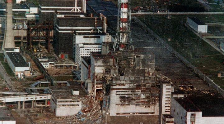 Rätselhafter Pilz gedeiht mitten im Reaktor von Tschernobyl (Bild: gemeinfrei)