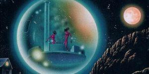 """Eine fliegende Kugel aus """"Glas"""" und außerirdische Riesen: Was geschah im Sommer 1976 über den Kanarischen Inseln? (Bild: gemeinfrei)"""