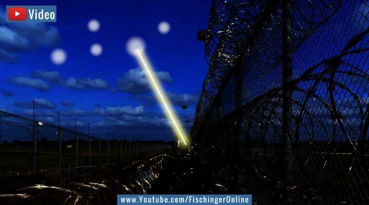 VIDEO: Sorgen UFOs für Störfälle bei Atomwaffen? US-Kongress und Öffentlichkeit sollen über solche Vorfälle informiert werden (Bild: gemeinfrei / Bearbeitung/ Montage: Fischinger-Online)