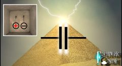 Neue Spekulation um die Cheops-Pyramide: War die Pyramide ein Blitz-Strom-Kraftwerk für elektrische Energie vor Jahrtausenden?