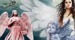 """Engel sind wahrlich keine Engel: Das völlig falsche und verzerrte Bild der lieblichen """"Boten Gottes"""" der Bibel"""