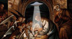"""Der Stern von Bethlehem: Ein UFO der Astronautengötter? Falsche Zitate und wirre """"Kritik"""" im Mainstream"""