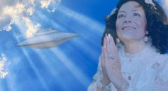 """UFO-Sekten-Führerin und """"Sprachrohr Gottes"""" Uriella ist tot. Ein Rückblick und Ausblick auf den """"Orden Fiat Lux"""""""