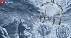 """Die """"Raumschiff-Vision"""" des Ezechiel: Hat der biblische Prophet den Thronwagen Gottes abgeschrieben? (Artikel + Videos)"""