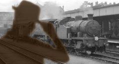 """Der Geist, der mit dem Zug kam: Ein unheimliches """"Phantom"""" 1936 in Großbritannien? +++ Artikel +++"""