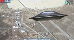 """Aufruf bei Facebook: Hunderttausende UFO-Fans wollen im September die """"Area 51"""" stürmen +++ YouTube-Video +++"""